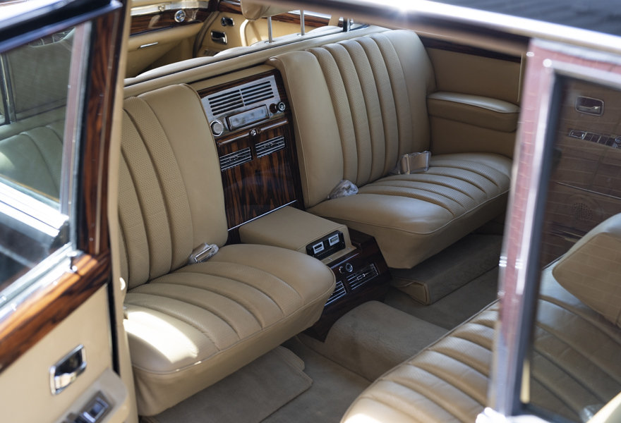 1971 Mercedes-Benz 600 Pullman LWB Four Door Version For Sale In  For Sale (picture 9 of 12)