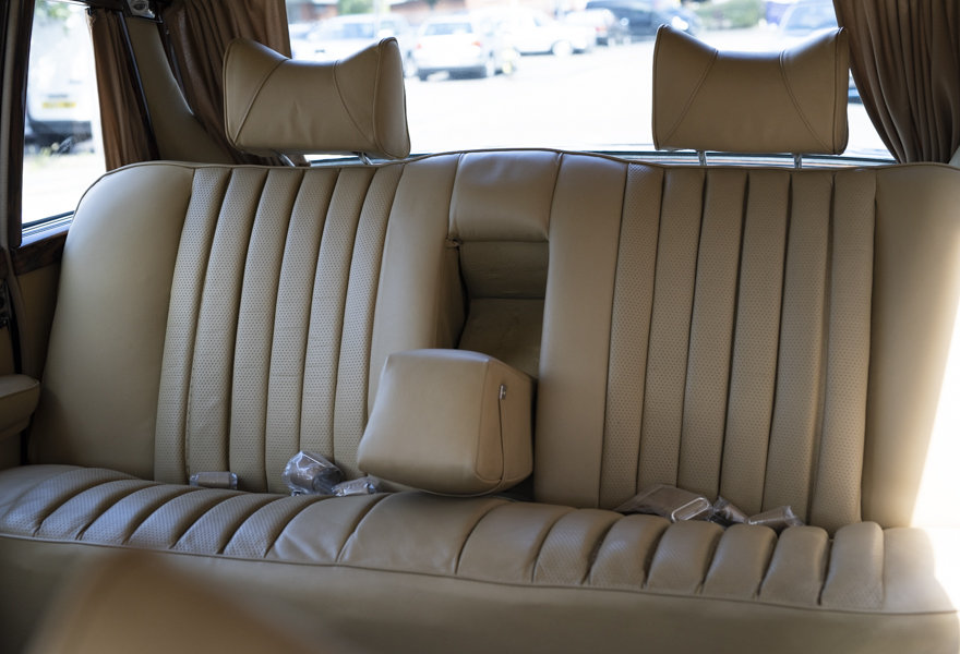 1971 Mercedes-Benz 600 Pullman LWB Four Door Version For Sale In  For Sale (picture 10 of 12)