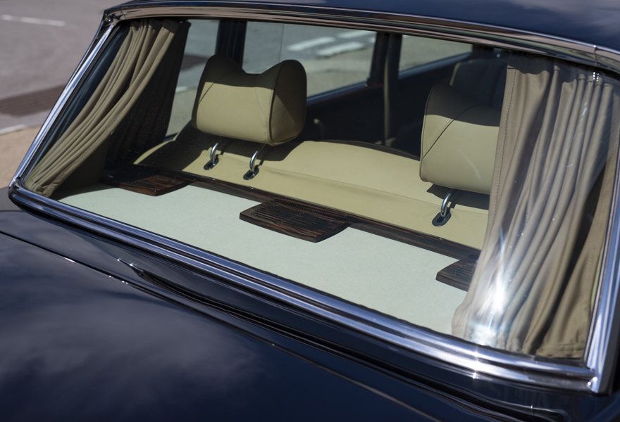 1971 Mercedes-Benz 600 Pullman LWB Four Door Version For Sale In  For Sale (picture 12 of 12)