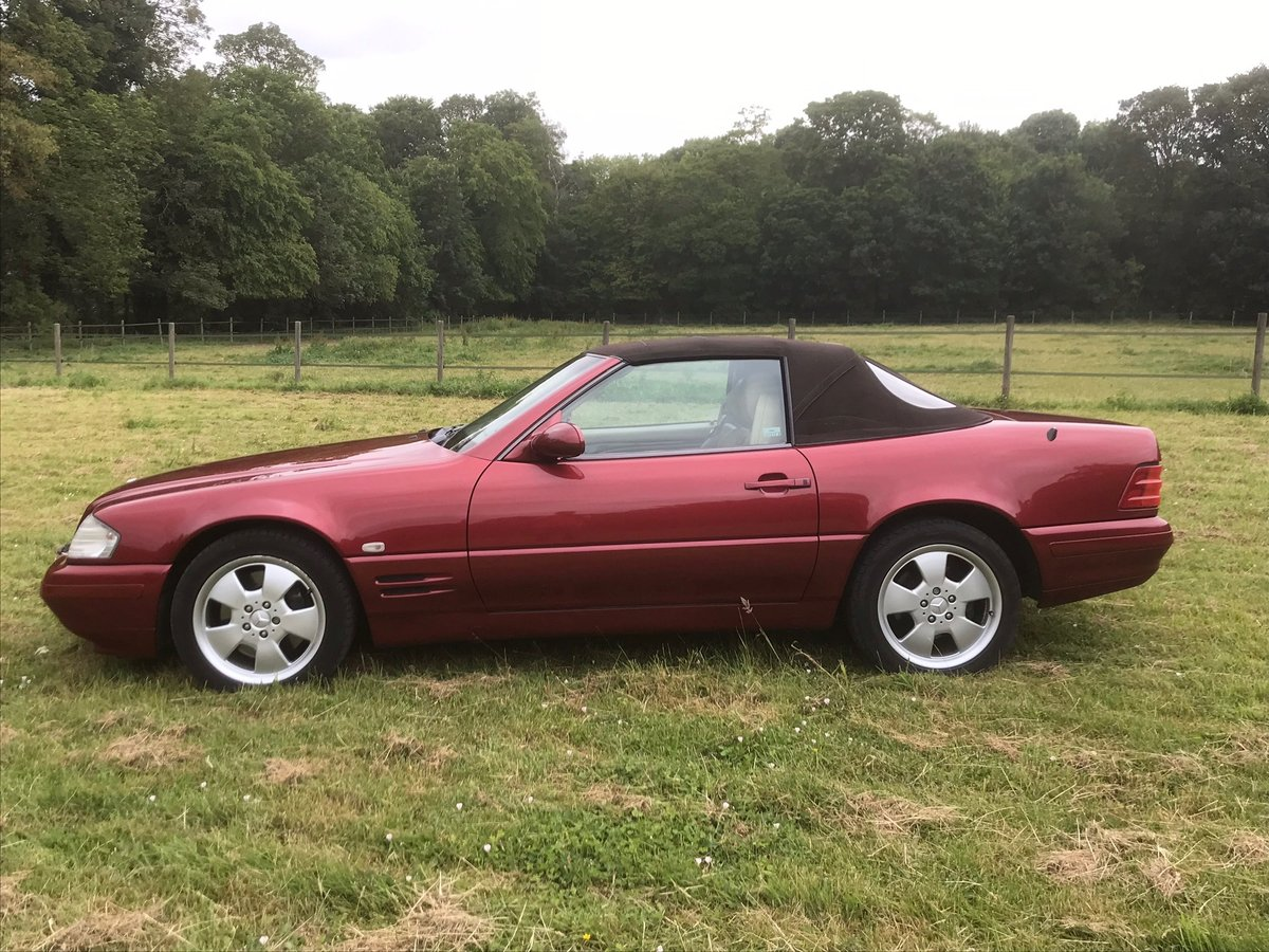2000 R129 SL280. 44200miles For Sale (picture 4 of 6)