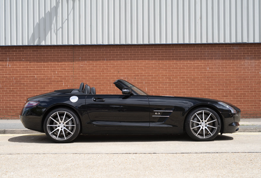 2013 Mercedes Benz 6.3 SLS AMG Roadster (RHD) For Sale (picture 3 of 12)