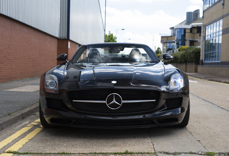 2013 Mercedes Benz 6.3 SLS AMG Roadster (RHD) For Sale (picture 4 of 12)