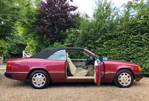 1993/L - Mercedes 320CE Cabriolet Sportline. 53k. FSH. E320  For Sale