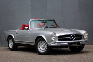 1968 Mercedes-Benz 280 SL Pagode Automatik LHD For Sale