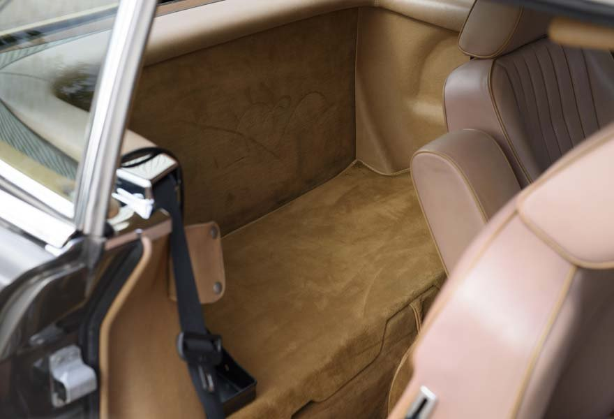 1987 Mercedes-Benz 560SL For Sale In London (LHD) For Sale (picture 10 of 12)