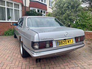1984 Mercedes-Benz 500SEL S Class Classic Luxury Sedan For Sale