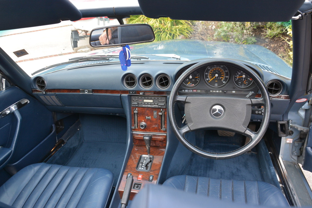 1988 Mercedes-Benz 300 SL (R107) For Sale (picture 6 of 6)
