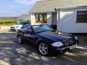 2001 Mercedes-Benz SL320 Stunning  For Sale
