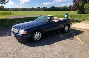 1994 R129 280SL Convertible - Barons Tuesday 16th July 2019 For Sale by Auction