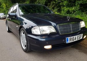 1998 C43 AMG - Barons Tuesday 16th July 2019 For Sale by Auction