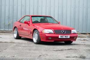 1995 MERCEDES-BENZ SL60 AMG (R129) For Sale by Auction