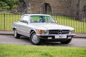1980 MERCEDES-BENZ 450 SLC (C107) For Sale by Auction