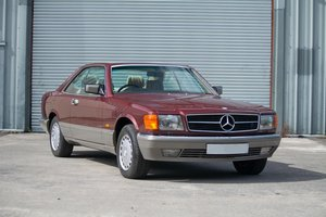1988 MERCEDES-BENZ 420 SEC (C126) For Sale by Auction