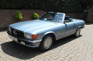 1986 R107 420 SL - Barons Tuesday 16th July 2019 For Sale by Auction
