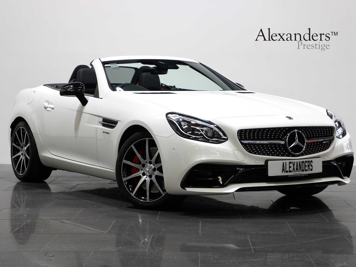 2019 19 19 MERCEDES BENZ SLC 43 AMG AUTO For Sale (picture 1 of 6)