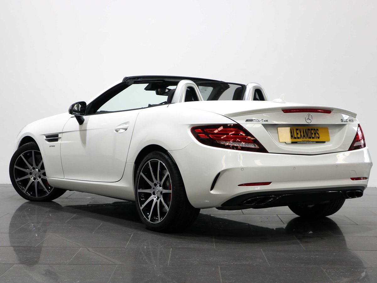 2019 19 19 MERCEDES BENZ SLC 43 AMG AUTO For Sale (picture 3 of 6)
