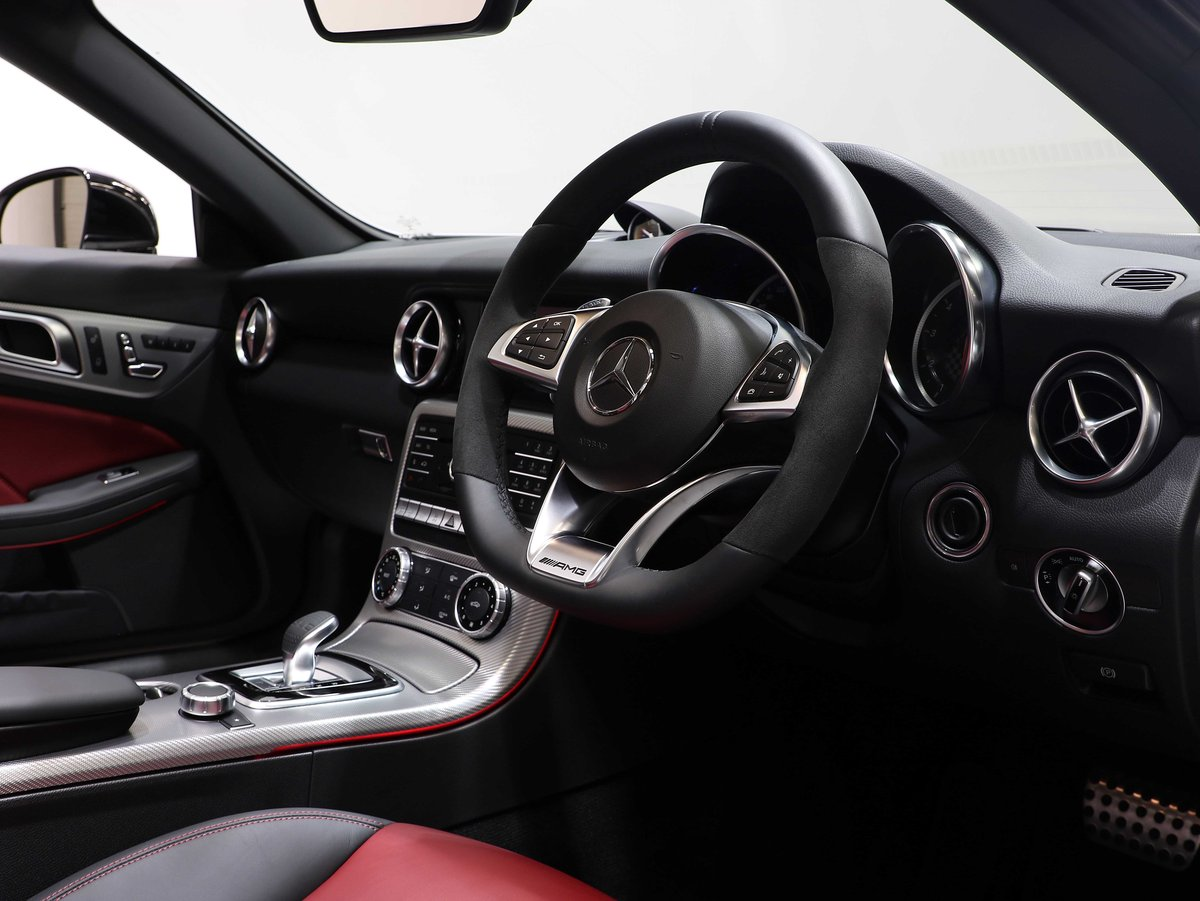 2019 19 19 MERCEDES BENZ SLC 43 AMG AUTO For Sale (picture 5 of 6)