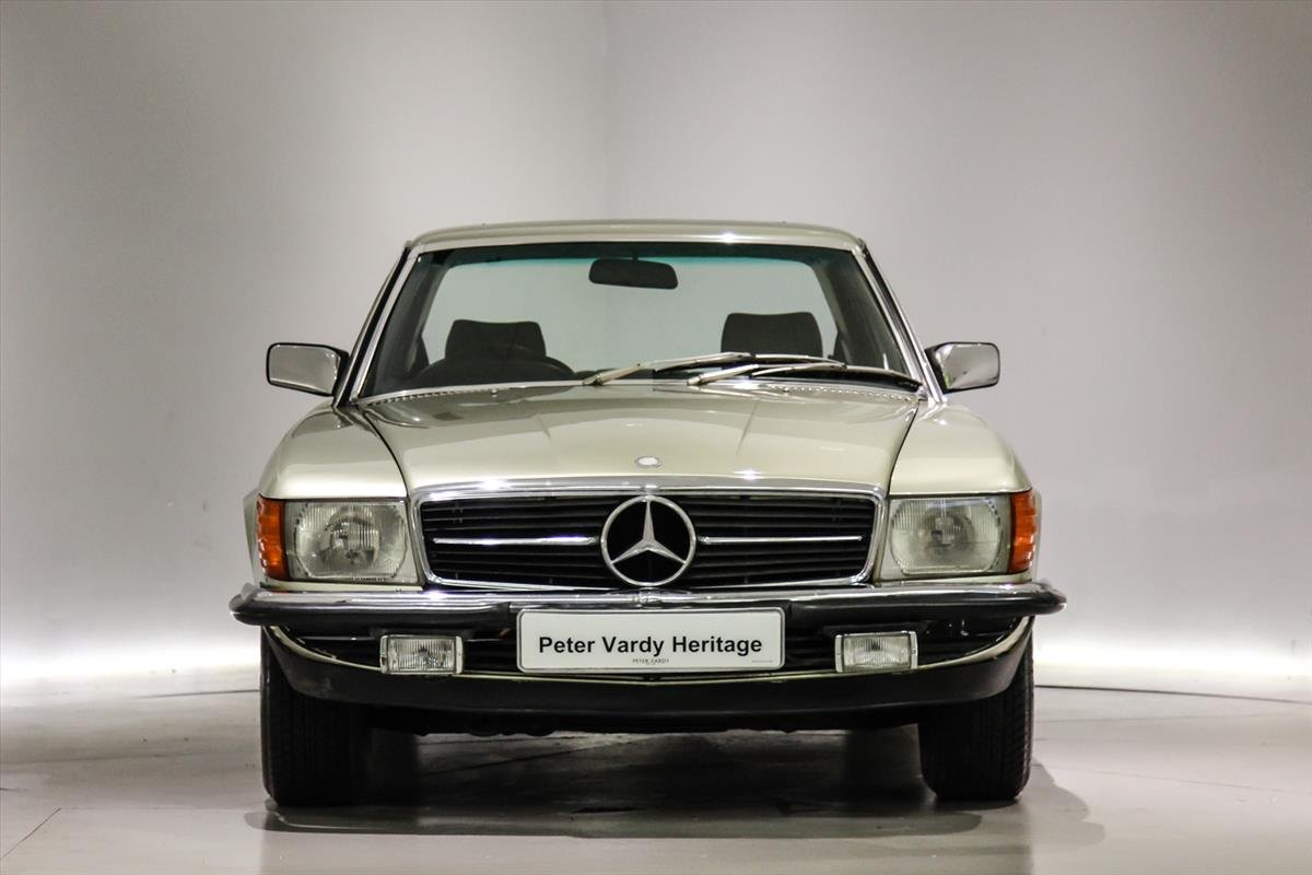 1981 Mercedes 380SLC Automatic - 17,138 Miles Only For Sale (picture 4 of 6)