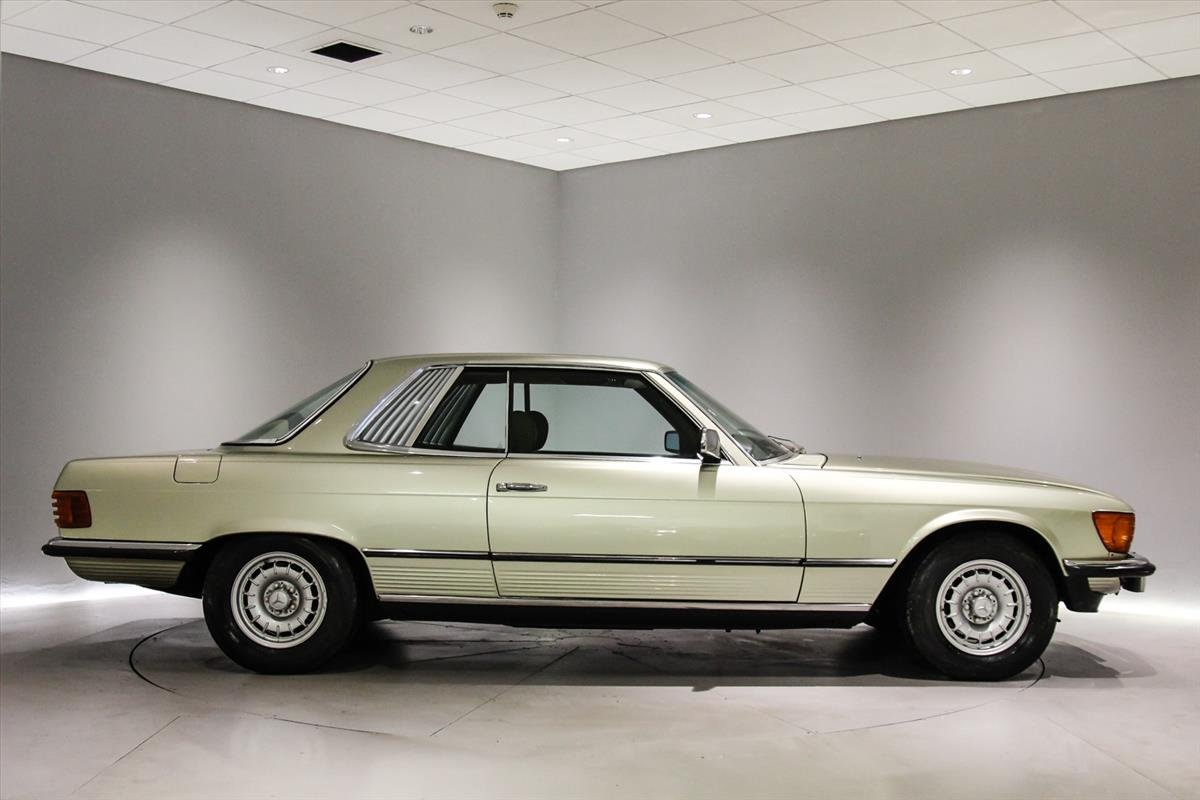 1981 Mercedes 380SLC Automatic - 17,138 Miles Only For Sale (picture 6 of 6)