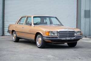 1073 1973 MERCEDES-BENZ 350SE (W116)  For Sale by Auction