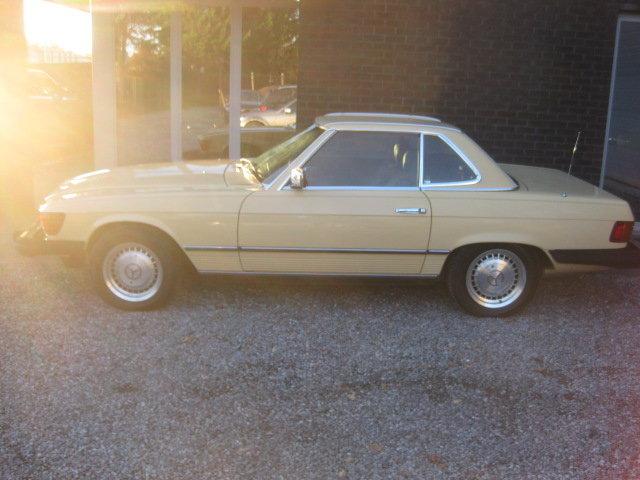 SL380 CABRIO MODEL 107 1982 ROSTFREE! CALIFORNIA ! For Sale (picture 2 of 6)