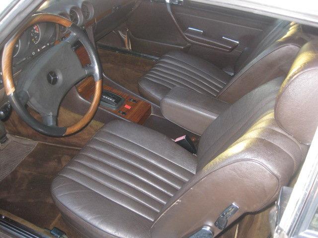 SL380 CABRIO MODEL 107 1982 ROSTFREE! CALIFORNIA ! For Sale (picture 3 of 6)