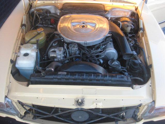 SL380 CABRIO MODEL 107 1982 ROSTFREE! CALIFORNIA ! For Sale (picture 4 of 6)