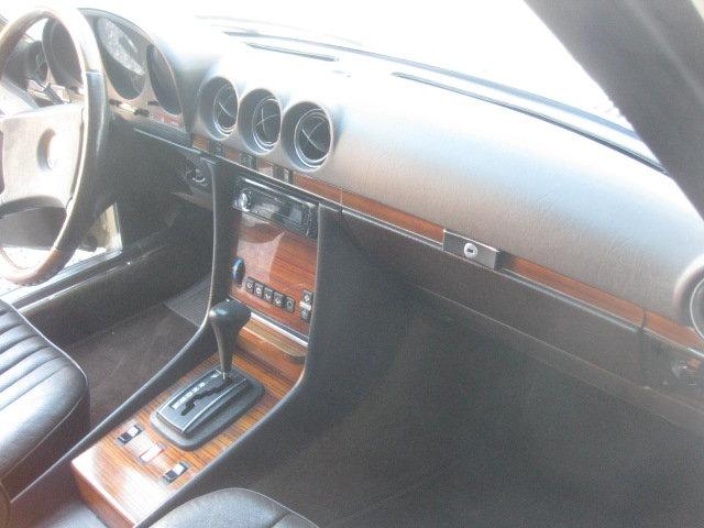 SL380 CABRIO MODEL 107 1982 ROSTFREE! CALIFORNIA ! For Sale (picture 5 of 6)