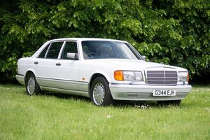 1990 MERCEDES-BENZ 560 SEL (W126) For Sale
