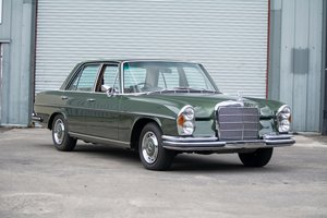 1972 MERCEDES-BENZ 280SE (W108) 3.5 SALOON