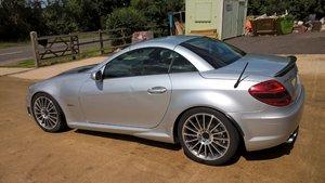 2006 Mercedes SLK55 AMG