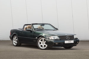 2001 SL320 V6 2dr Auto Designo Edition- 1 of 50 Manufactured For Sale