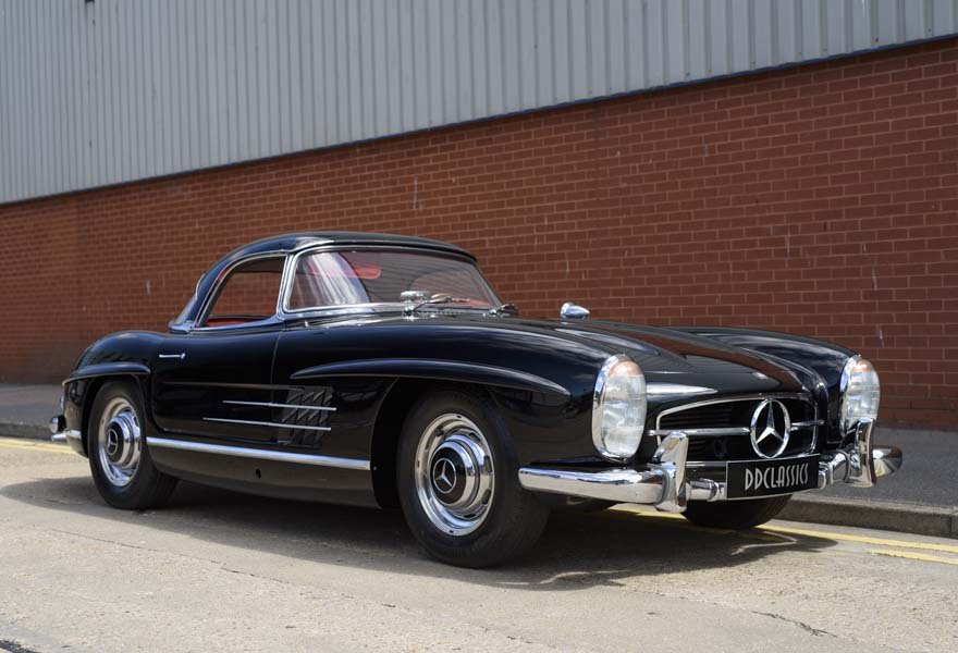 1960 Mercedes-Benz 300SL For Sale In London (LHD) For Sale (picture 2 of 15)