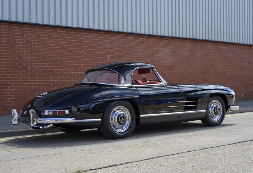1960 Mercedes-Benz 300SL For Sale In London (LHD) For Sale (picture 3 of 15)