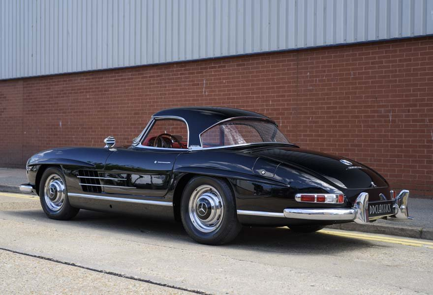 1960 Mercedes-Benz 300SL For Sale In London (LHD) For Sale (picture 4 of 15)