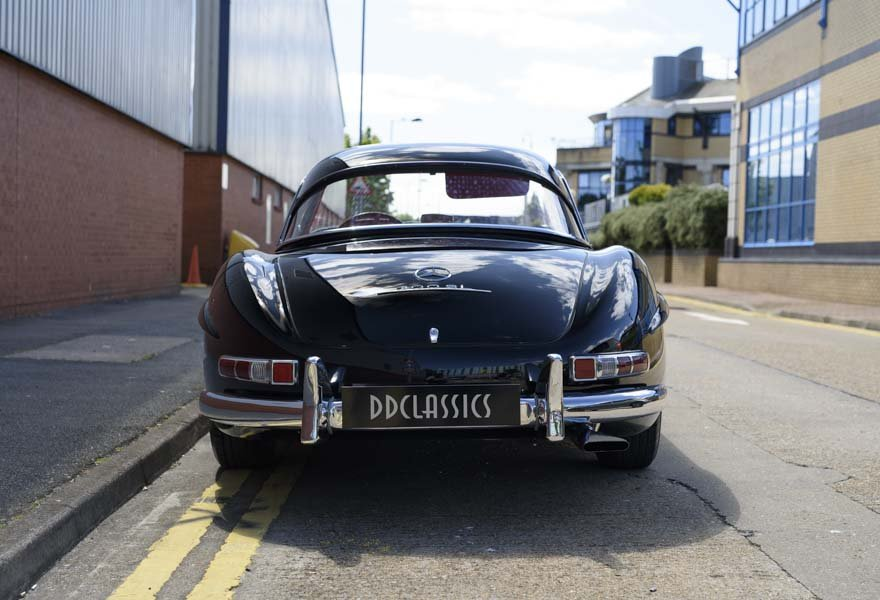 1960 Mercedes-Benz 300SL For Sale In London (LHD) For Sale (picture 6 of 15)