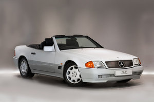 1992 Fantastic Condition Mercedes SL 300 For Sale