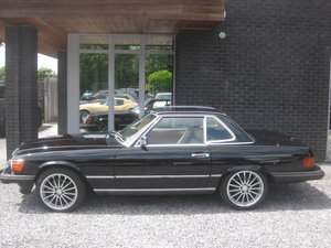 Mercedes SL 560 CABRIO 1988 ONLY 97939MILES WITH CARFAX !  For Sale
