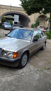 1989 Mercedes 190e 2.65