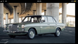 1974 Mercedes w115 230 For Sale