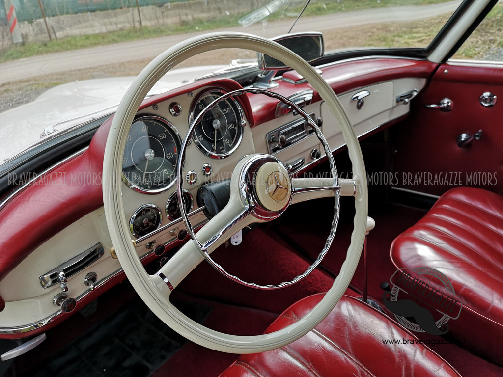Mercedes-Benz 190 SL 1960, in good overall conditi For Sale (picture 4 of 6)