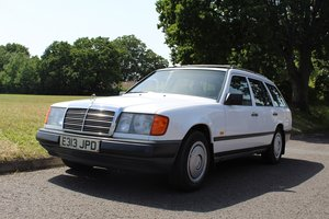 Mercedes 230 TE Auto 1988 - To be auctioned 26-07-19
