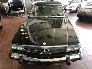 1989 Mercedes 560SL Roadster Convertible = All Black $obo  For Sale