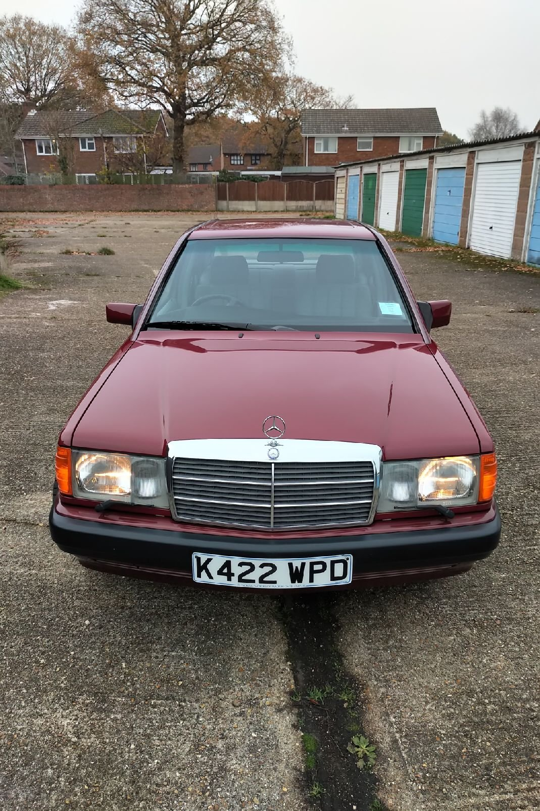 1992 Mercedes-Benz 190E, 12 Months MOT Lovely Cherished SOLD (picture 2 of 6)