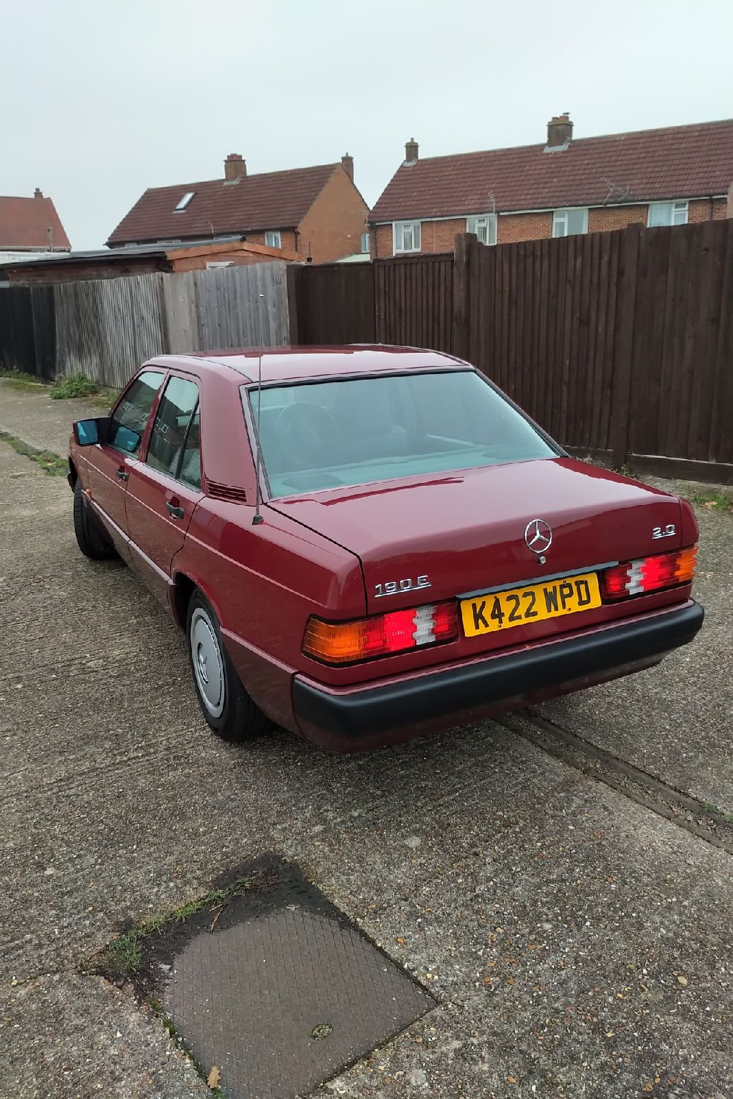 1992 Mercedes-Benz 190E, 12 Months MOT Lovely Cherished SOLD (picture 3 of 6)