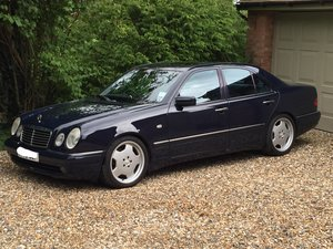 1998 Mercedes Benz E55 AMG For Sale