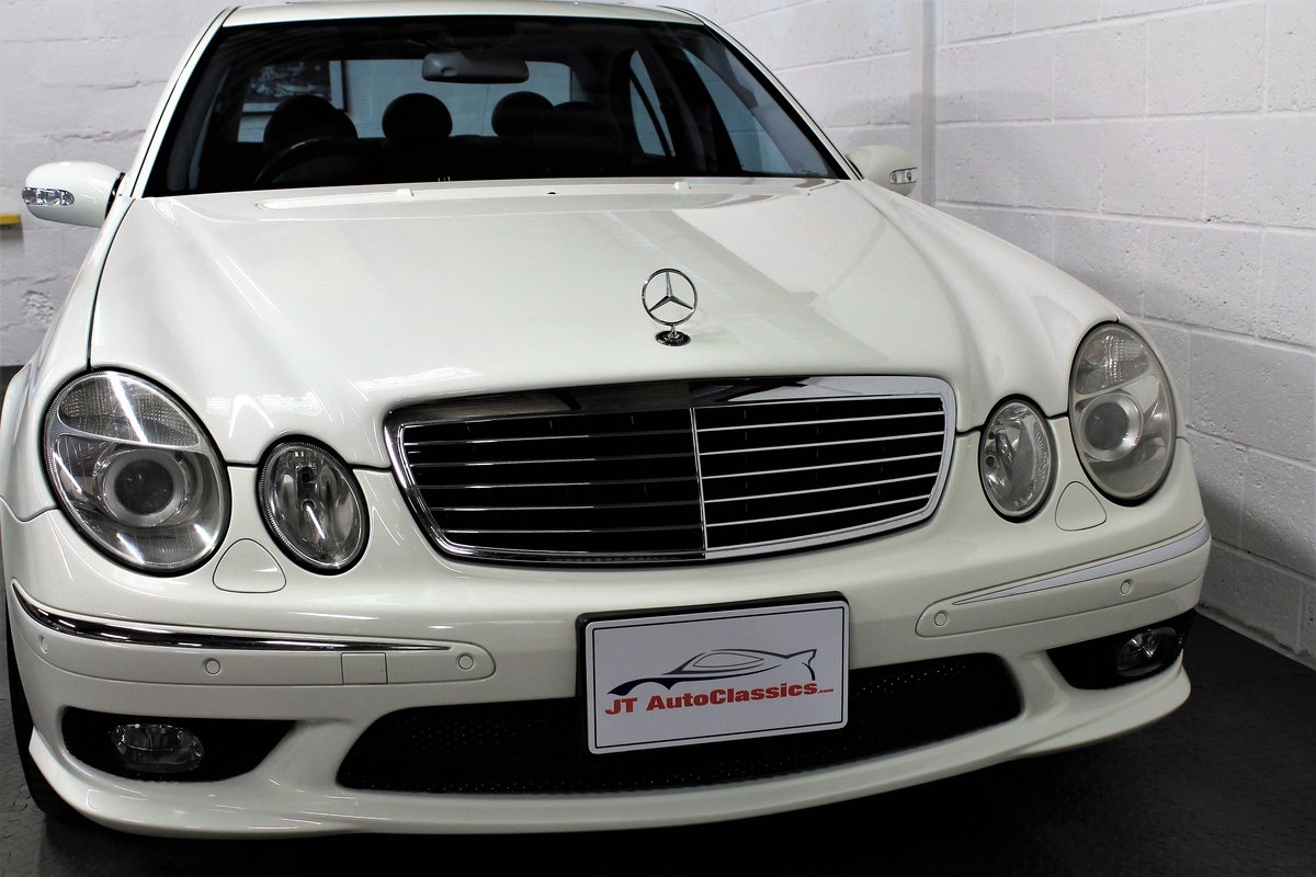 2005 Mercedes-Benz W211 E55 AMG,24,887 miles For Sale (picture 3 of 6)