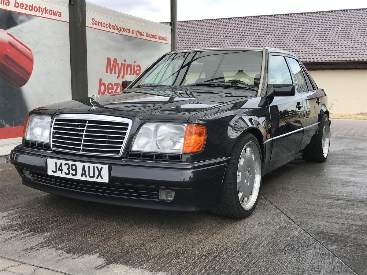 1991 Mercedes 500E For Sale | Car And Classic