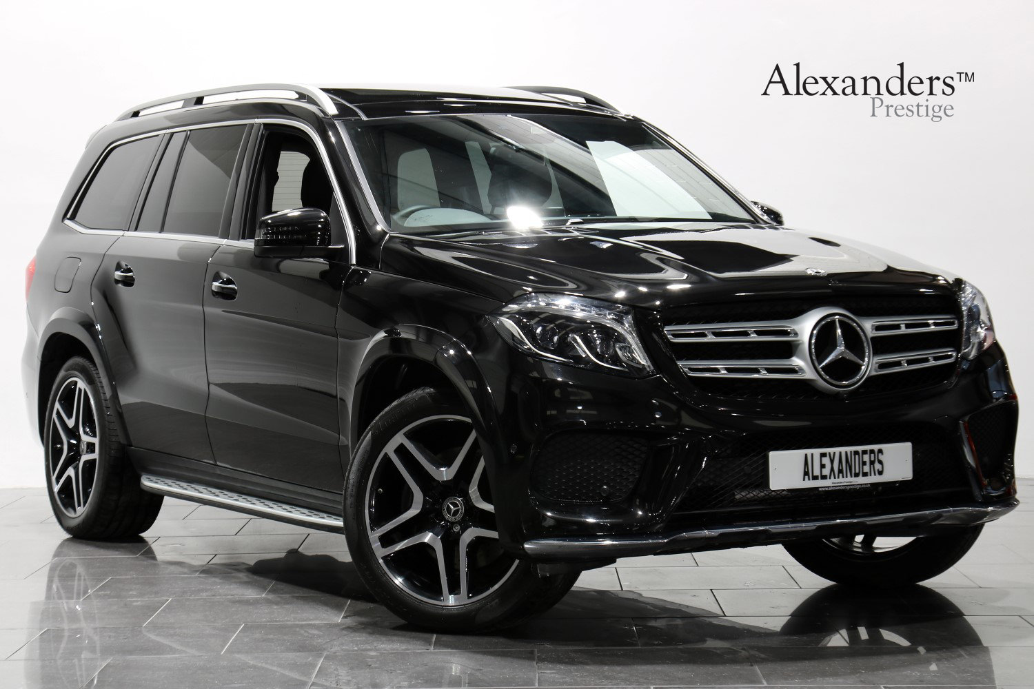 2018 18 68 MERCEDES BENZ GLS 350 D AMG LINE AUTO For Sale (picture 1 of 6)