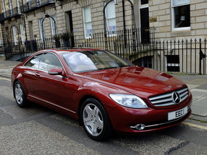 2007 MERCEDES CL 500 - 1 OWNER - 12K MILES - UNREPEATABLE !  For Sale